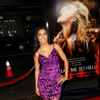 "Liana Mendoza in ""Drag Me To Hell"" Los Angeles Premiere - Arrivals"