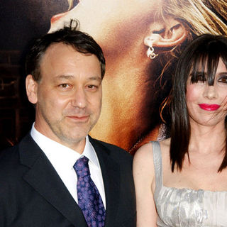 "Sam Raimi, Gillian Greene in ""Drag Me To Hell"" Los Angeles Premiere - Arrivals"