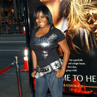 "Shar Jackson in ""Drag Me To Hell"" Los Angeles Premiere - Arrivals"