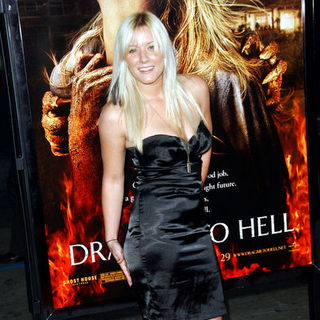 "Kristen Quintrall in ""Drag Me To Hell"" Los Angeles Premiere - Arrivals"