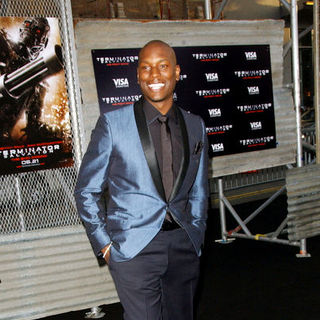 "Tyrese Gibson in ""Terminator Salvation"" Los Angeles Premiere - Arrivals"