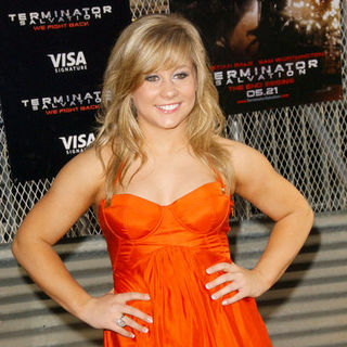 "Shawn Johnson in ""Terminator Salvation"" Los Angeles Premiere - Arrivals"