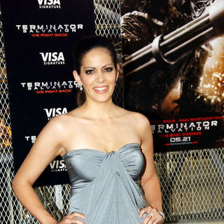 "Sol Romero in ""Terminator Salvation"" Los Angeles Premiere - Arrivals"