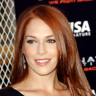 "Amanda Righetti in ""Terminator Salvation"" Los Angeles Premiere - Arrivals"