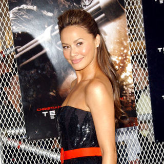 "Moon Bloodgood in ""Terminator Salvation"" Los Angeles Premiere - Arrivals"