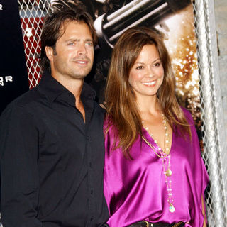 "Brooke Burke, David Charvet in ""Terminator Salvation"" Los Angeles Premiere - Arrivals"