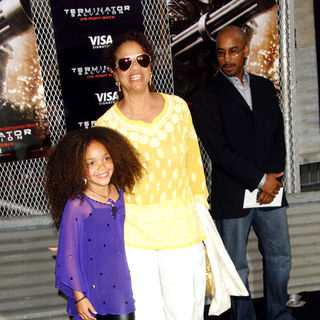 "Jadagrace, Debbie Allen in ""Terminator Salvation"" Los Angeles Premiere - Arrivals"