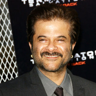"Anil Kapoor in ""Terminator Salvation"" Los Angeles Premiere - Arrivals"