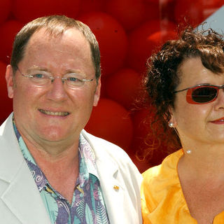 "John Lasseter, Nancy Lasseter in ""Up"" Los Angeles Premiere - Arrivals"