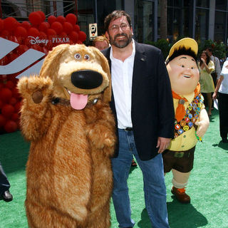 "Bob Peterson in ""Up"" Los Angeles Premiere - Arrivals"