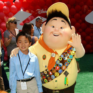 "Jordan Nagai in ""Up"" Los Angeles Premiere - Arrivals"
