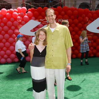 "Pete Docter, Elie Docter in ""Up"" Los Angeles Premiere - Arrivals"