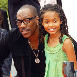 "Eddie Murphy, Yara Shahidi in ""Imagine That"" Los Angeles Premiere - Arrivals"