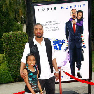 "DeRay Davis in ""Imagine That"" Los Angeles Premiere - Arrivals"