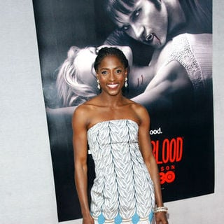 "Rutina Wesley in HBO's ""True Blood"" Season Two Los Angeles Premiere - Arrivals"
