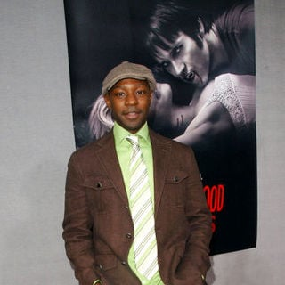 "Nelsan Ellis in HBO's ""True Blood"" Season Two Los Angeles Premiere - Arrivals"