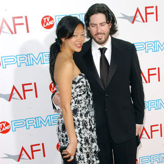 Jason Reitman, Michele Lee (II) in 37th Annual AFI Lifetime Achievement Awards - Arrivals