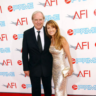 James Keach, Jane Seymour in 37th Annual AFI Lifetime Achievement Awards - Arrivals