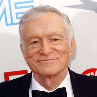Hugh Hefner in 37th Annual AFI Lifetime Achievement Awards - Arrivals