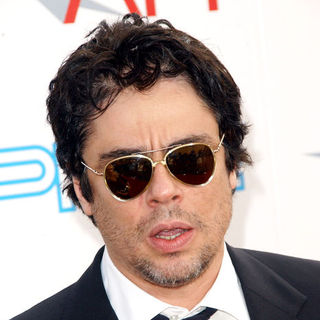Benicio Del Toro in 37th Annual AFI Lifetime Achievement Awards - Arrivals