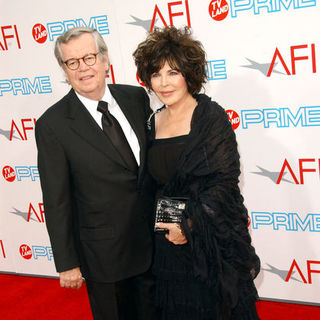 Bob Daly, Carole Bayer Sager in 37th Annual AFI Lifetime Achievement Awards - Arrivals