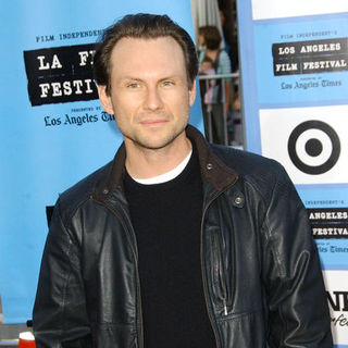 "Christian Slater in 2009 Los Angeles Film Festival's Opening Night Premiere of ""Paper Man"" - Arrivals"