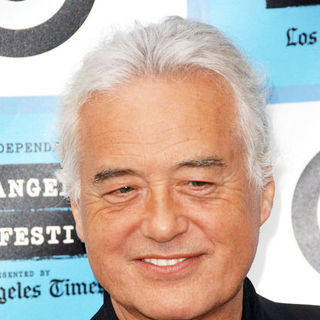 "Jimmy Page in 2009 Los Angeles Film Festival - ""It Might Get Loud"" Screening - Arrivals"