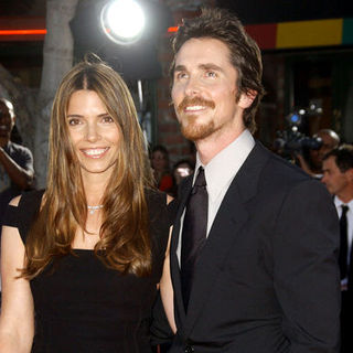 "Christian Bale, Sibi Blazic in 2009 Los Angeles Film Festival - ""Public Enemies"" Premiere - Arrivals"