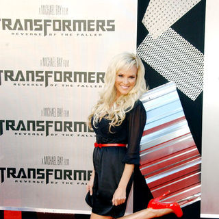 "Bridget Marquardt in 2009 Los Angeles Film Festival - ""Transformers: Revenge of the Fallen"" Premiere - Arrivals"