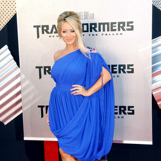 "Aubrey O'Day in 2009 Los Angeles Film Festival - ""Transformers: Revenge of the Fallen"" Premiere - Arrivals"