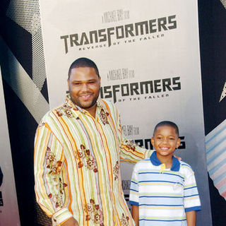 "Anthony Anderson in 2009 Los Angeles Film Festival - ""Transformers: Revenge of the Fallen"" Premiere - Arrivals"