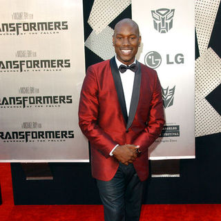"Tyrese Gibson in 2009 Los Angeles Film Festival - ""Transformers: Revenge of the Fallen"" Premiere - Arrivals"