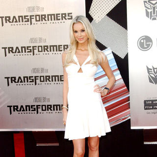 "Monica Hansen in 2009 Los Angeles Film Festival - ""Transformers: Revenge of the Fallen"" Premiere - Arrivals"