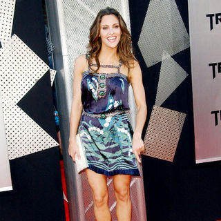 "Jill Wagner in 2009 Los Angeles Film Festival - ""Transformers: Revenge of the Fallen"" Premiere - Arrivals"