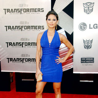 "Vanessa Minnillo in 2009 Los Angeles Film Festival - ""Transformers: Revenge of the Fallen"" Premiere - Arrivals"