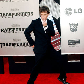 "Tom Kenny in 2009 Los Angeles Film Festival - ""Transformers: Revenge of the Fallen"" Premiere - Arrivals"