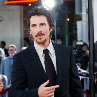 "Christian Bale in 2009 Los Angeles Film Festival - ""Public Enemies"" Premiere - Arrivals"
