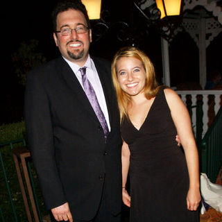 Mark Altman, Leah Jackson in 35th Annual Saturn Awards AfterParty Sponsored by Highlander Films