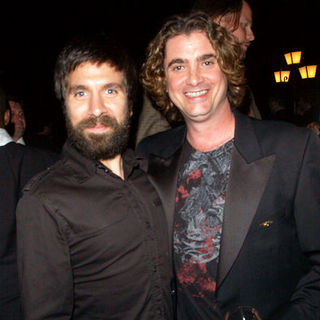 Joshua Gomez, Harry Kloor in 35th Annual Saturn Awards AfterParty Sponsored by Highlander Films