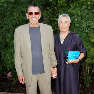Leonard Nimoy, Susan Bay in 35th Annual Saturn Awards - Arrivals