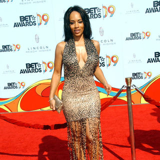 Melyssa Ford in 2009 BET Awards - Arrivals