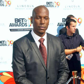 Tyrese Gibson in 2009 BET Awards - Arrivals