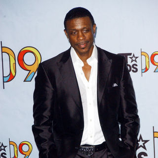 Keith Sweat in 2009 BET Awards - Press Room