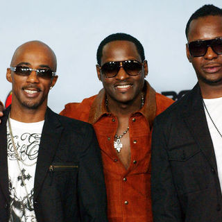 New Edition in 2009 BET Awards - Press Room - ALO-074225