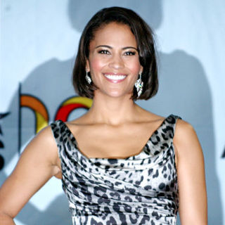 Paula Patton in 2009 BET Awards - Press Room