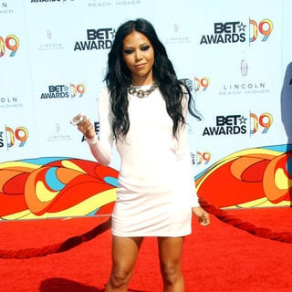 Amerie in 2009 BET Awards - Arrivals