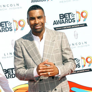 Ginuwine in 2009 BET Awards - Arrivals