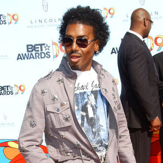 Norwood Young in 2009 BET Awards - Arrivals