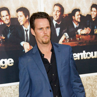 "Kevin Dillon in HBO's ""Entourage"" Season 6 Los Angeles Premiere - Arrivals"