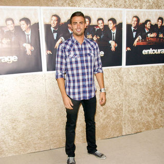 "Jonathan Bennett in HBO's ""Entourage"" Season 6 Los Angeles Premiere - Arrivals"